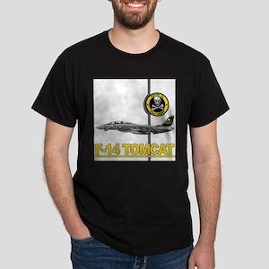 VF-84 Jolly Rogers Ash Grey T-Shirt