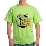 Bombs Away! Green T-Shirt