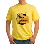 Bombs Away! Yellow T-Shirt
