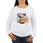 Bombs Away! Women's Long Sleeve T-Shirt