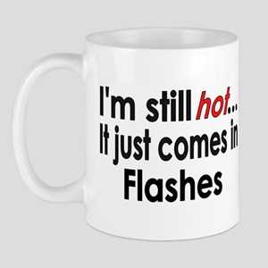 Menopause Hot Flashes Mug