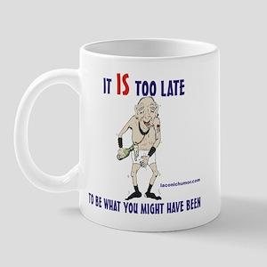 Too late GOnzo Mug