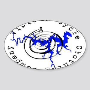 ~*Gettin a liltle Naci_1*~ Oval Sticker