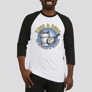 Kegs & Eggs (light shirt) Baseball Jersey