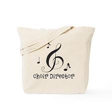 Choir Director music Tote Bag