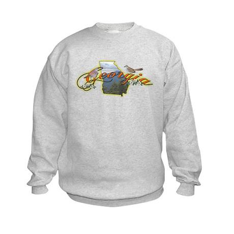 Georgia Kids Sweatshirt
