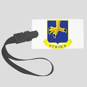 502nd Parachute Infantry Regimen Large Luggage Tag