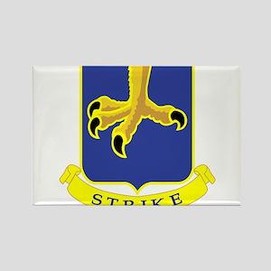 502nd Parachute Infantry Regiment Magnets
