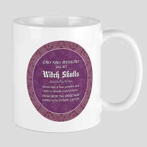 WITCH SKULLS Mug