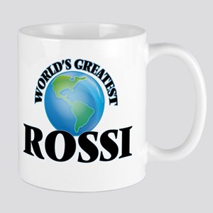 World's Greatest Rossi Mugs
