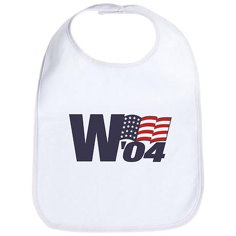 W'04 Baby's Bib - Why Not!