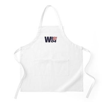 W'04 BBQ Apron