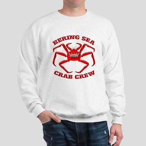 BERING SEA CRAB CREW Sweatshirt