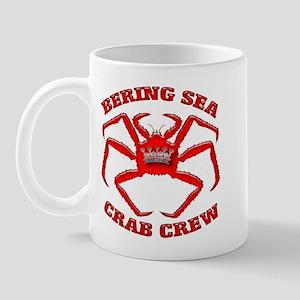 BERING SEA CRAB CREW Mug