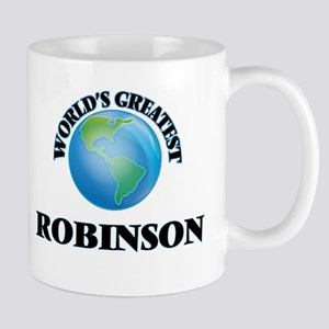 World's Greatest Robinson Mugs