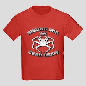 KING CRAB CREW Kids Dark T-Shirt