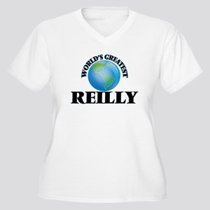 World's Greatest Reilly Plus Size T-Shirt