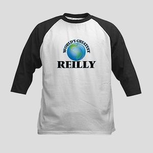 World's Greatest Reilly Baseball Jersey
