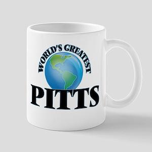 World's Greatest Pitts Mugs
