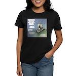 Hard Work Women's Dark T-Shirt