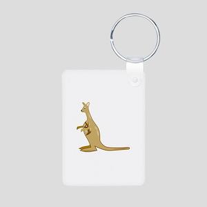 Mama Kangaroo Keychains