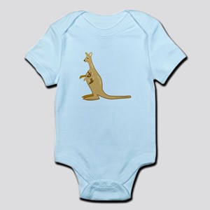 Mama Kangaroo Body Suit