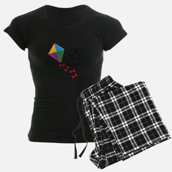Fly to New Heights Pajamas