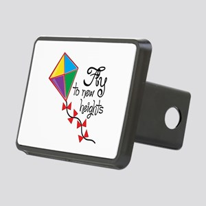 Fly to New Heights Hitch Cover