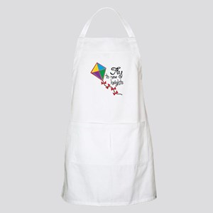 Fly to New Heights Apron