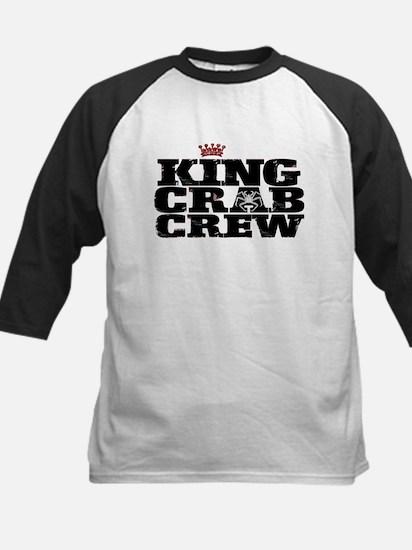 CRAB CREW Kids Baseball Jersey