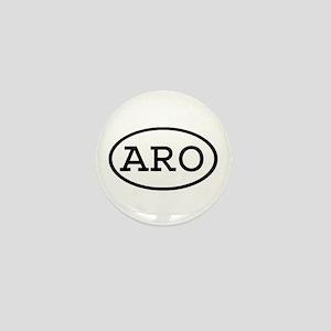 ARO Oval Mini Button