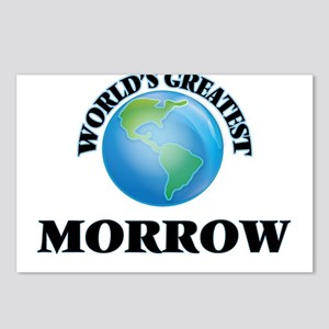 World's Greatest Morrow Postcards (Package of 8)