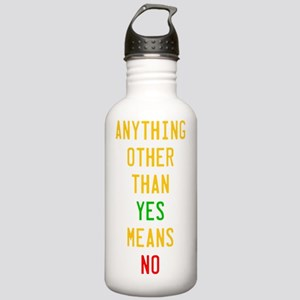 Anything Other Than Ye Stainless Water Bottle 1.0L