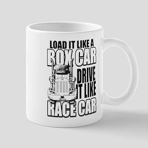 Box Car Truck Driver Mugs