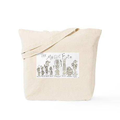 The Magic Flute: The Tote Bag