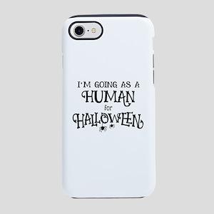 Human Costume iPhone 7 Tough Case