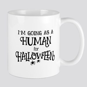 Human Costume 11 oz Ceramic Mug