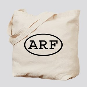 ARF Oval Tote Bag