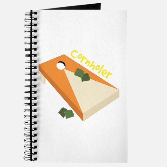 Cornholer Journal