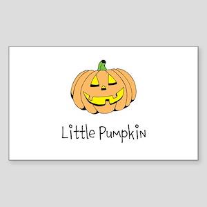 Little Pumpkin Sticker