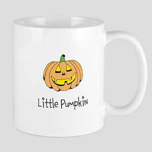 Little Pumpkin Mugs