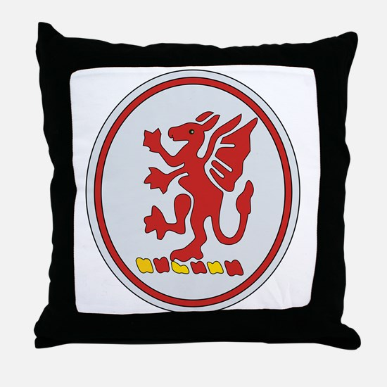 13th Field Artillery Battalion Patch. Throw Pillow