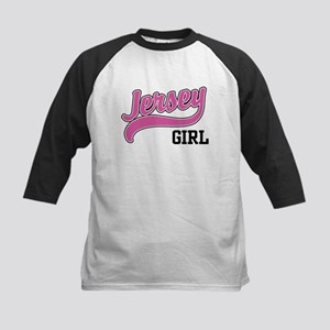 Jersey Girl Kids Baseball Jersey