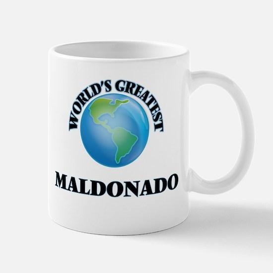 World's Greatest Maldonado Mugs