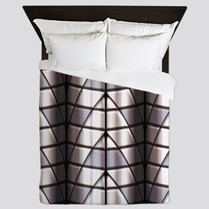 Superheroes - Silver Queen Duvet