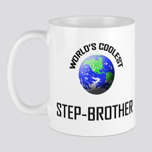 World's Coolest STEP-BROTHER Mug