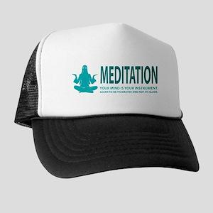 Meditation Trucker Hat