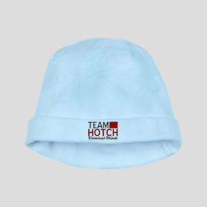 Team Hotch baby hat