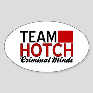 Team Hotch Sticker (Oval)