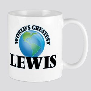World's Greatest Lewis Mugs
